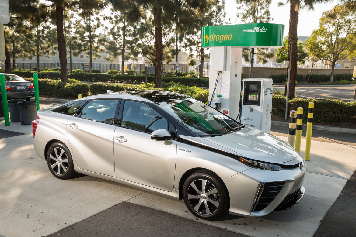 What Does Encourage the Use of Alternative Fuel in the US?